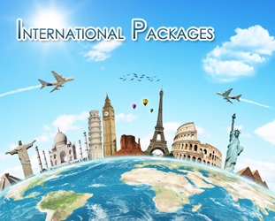 International Tour Packages in Kolkata