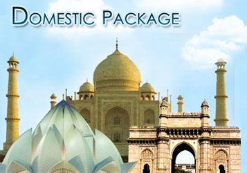 Domestic Holidays Tour Packages